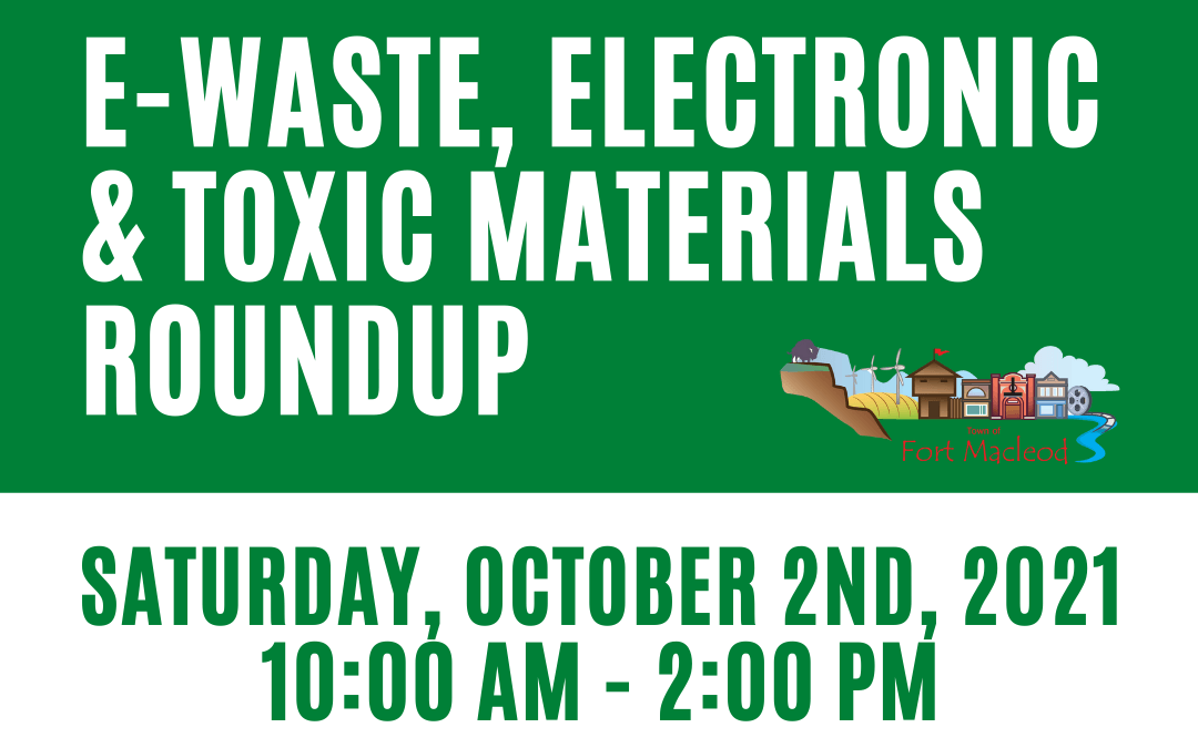 E-Waste, Electronics and Toxic Materials Round Up